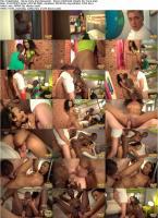 FakeHostel   Romy Indy And Zaawaadi   Ebony Girlfriend Cheats For Cock