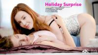VivThomas   Lottie Magne And Freya Mayer   Holiday Surprise