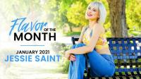 StepSiblingsCaught   Jessie Saint   January 2021 Flavor Of The Month