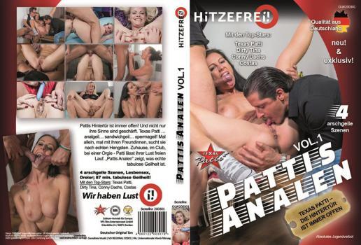Hitzefrei Pattis Analen Vol 1 GERMAN