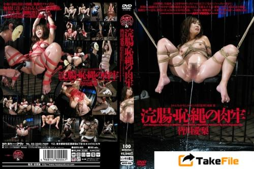 [AXDVD-0077R] 完全人格否定 ~山中散策飼育~ 露出 拷問・ピアッシング スカトロ Golden Showers SM Outdoors