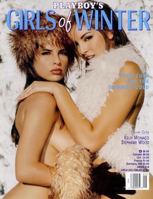 Playboy's Girls Of Winter – February 1999