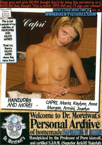 Dr  Moretwat's Homemade Porno Handjobs & More (2008)