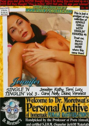 Dr  Moretwat's Homemade Porno Female Masturbation Vol  3 (2008)