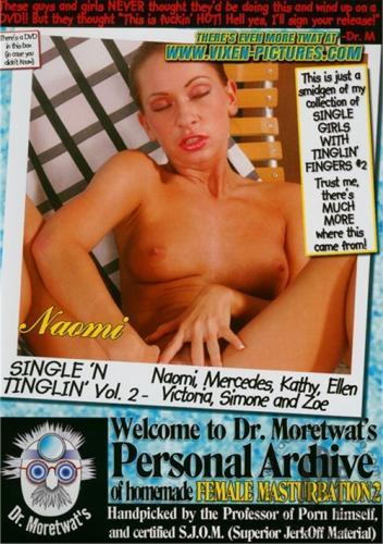 Dr  Moretwat's Homemade Porno Female Masturbation Vol  2 (2007)