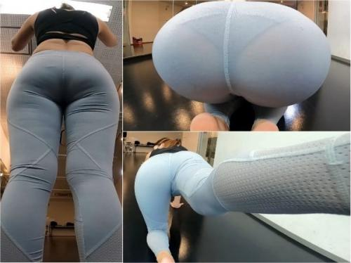 Japan Sexy Athletes Yogamania 【ヨガ動画】笑顔で楽しそうにヨガ