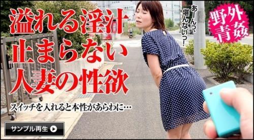 [Pacopacomama-080214_218] 熟女の火遊び飛びっ子装着 ~ 開放的セックスに快感!~ / 多田淳子