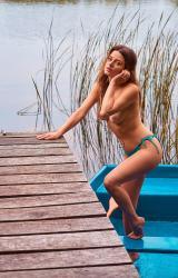 Jeany Waldheim  nackt