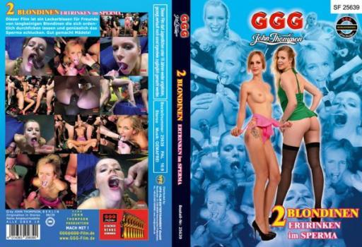 GGG - 2 Blondinen Ertrinken Im Sperma (2020)