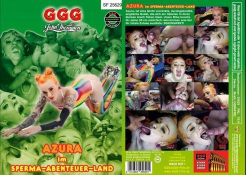 GGG - Azura im Sperma-Abenteuer-Land / Azura in Cum Adventure Land