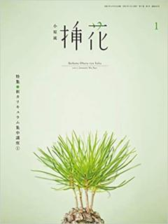 Ohararyu Soka 2021-01 (小原流 挿花 2021年01月号)
