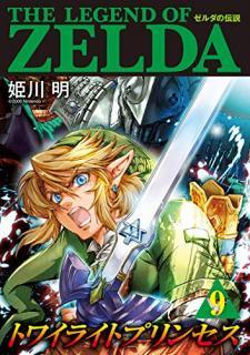 Zelda no Densetsu Twilight Princess (ゼルダの伝説 トワイライトプリンセス) 01-09