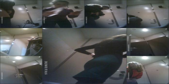 girls pee in the toilet-124 full rip  (new)