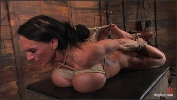 Kink.com- There are big tits and then there is MASSIVEWelcome Lisa Lipps to her first bondage scene ever.