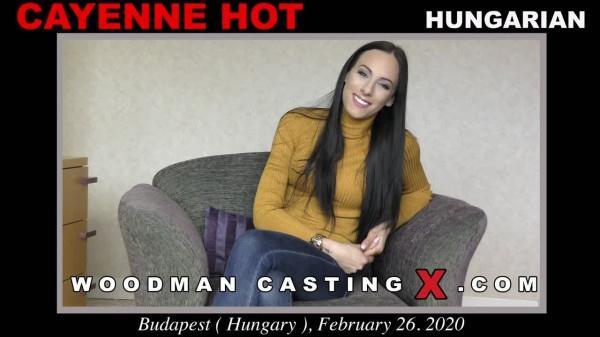 WoodmanCastingx.com- Cayenne Hot - Added 2020-03-10 casting X