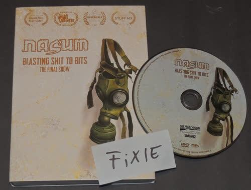 Nasum - Blasting Shit To Bits - The Final Show (2020) [FLAC] Download