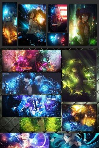 25 PSDs Templates with Awesome Effects