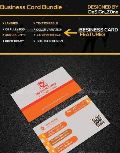 Creative Business Card 10202