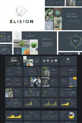 ELISION - Keynote Template