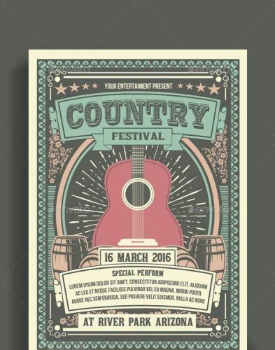 Vintage Country Music Festival