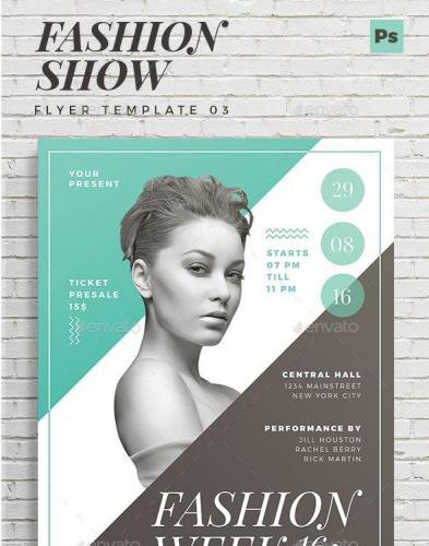 Fashion Show Flyer 03
