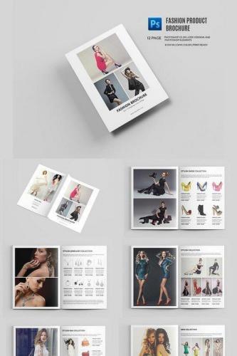 Fashion Product Brochure-Catalog-558
