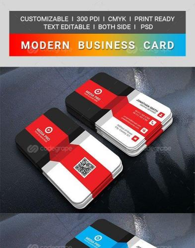 Business Card 10591