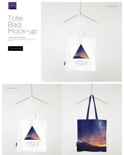 Tote Bag Mock-up 957014