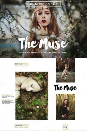 The Muse 20 Lightroom Presets