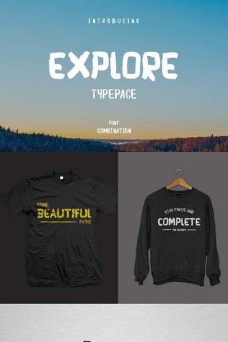 Explore Typepace