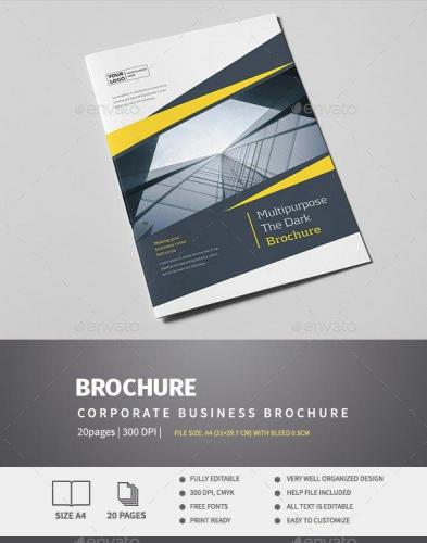 Clean Business Brochure 15235385