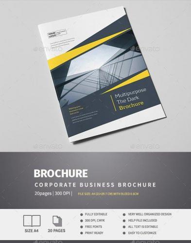 Clean Business Brochure 15235385