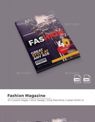 Fashion Magazine