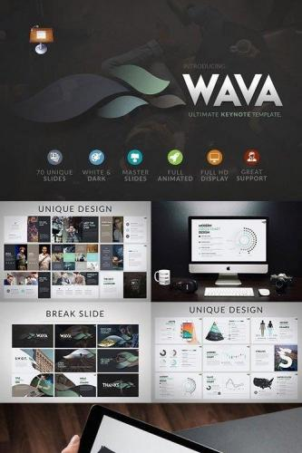 Wava Keynote Template