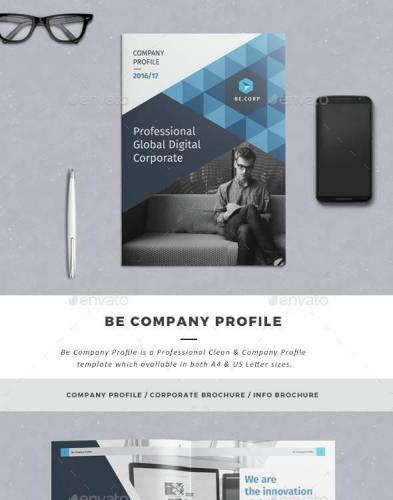 Be Company Profile