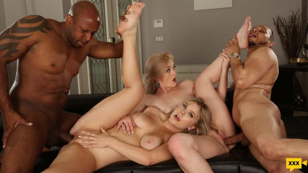 Black Meat White Feet - Kay Carter & Percy Sires