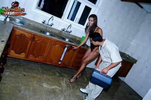 Braziltgirls.xxx- Mirela Colluci & Alex Junior